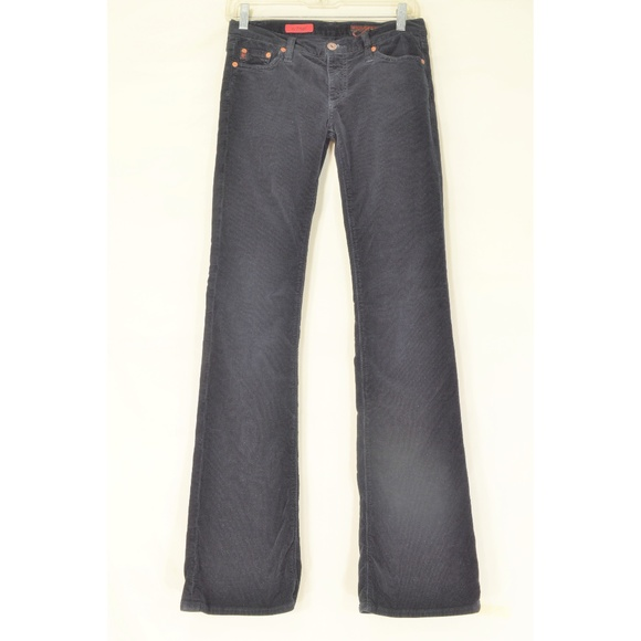 Ag Adriano Goldschmied Denim - AG Adriano Goldschmied jeans 27 x 34 Angel black c